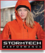 Click here for Stormtech Apparel
