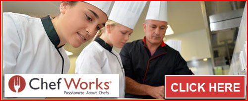 Click here for Chef Apparel