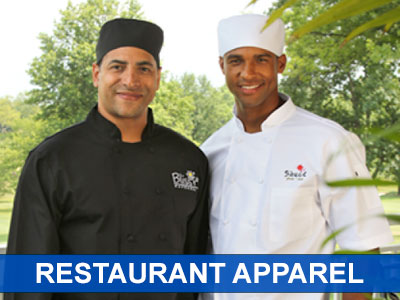 Check Out Our Restaurant Apparel