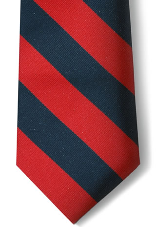 Bar Stripe Necktie-Samuel Broome