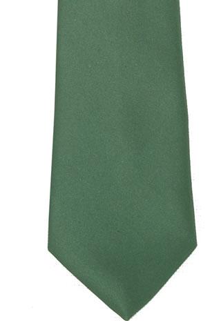 Polyester Satin Necktie-Samuel Broome