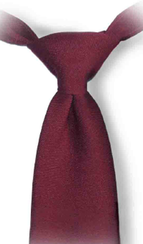 "Solid 3"" Band Tie-Samuel Broome"
