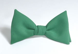 Polyester Clip-on Bow Tie-