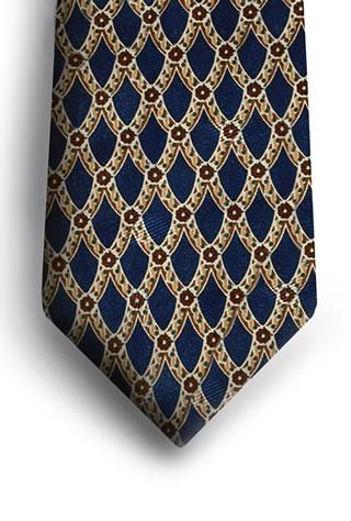 Trellis Necktie-