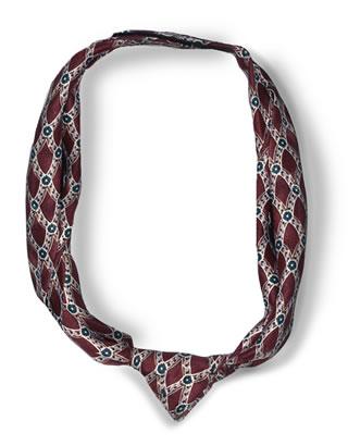 Trellis Knotted Loop