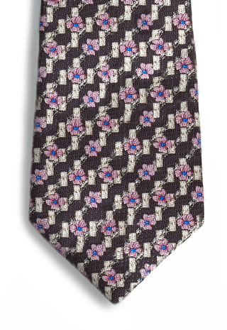Flower Garden Necktie