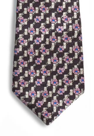 Flower Garden Necktie-Samuel Broome