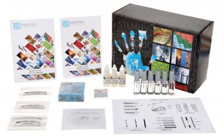 Edu - Analysis of Hair Kit-Arrowhead Forensics