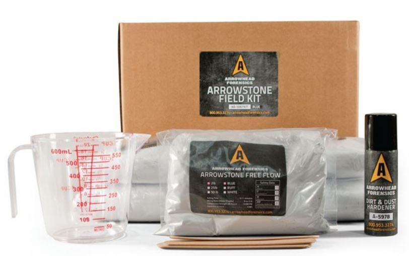 ArrowStone Field Kit - Blue-Arrowhead Forensics
