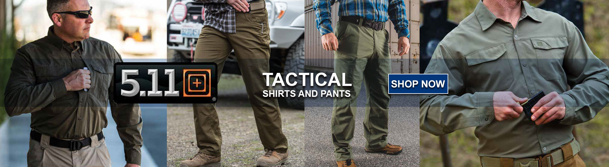 Shop 511Tactical Shirts and Pants