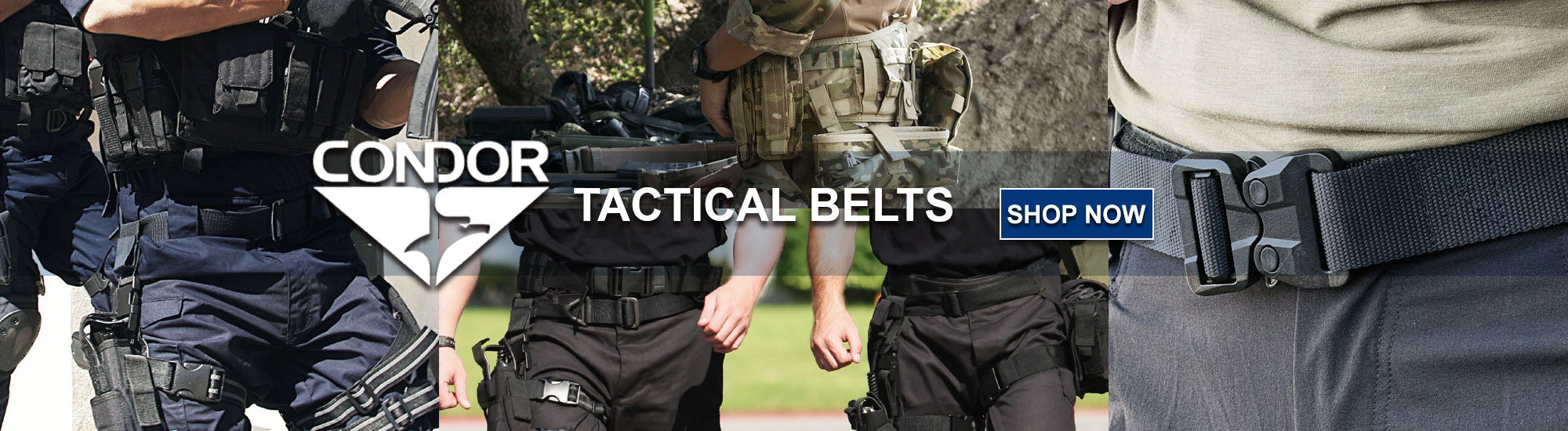 Shop Condor Tactical Belts