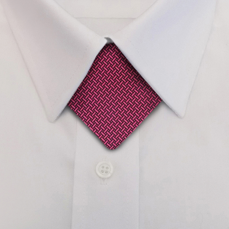 Gem Tones<br> HA10 Tourmaline Pink<br>Women&#8216;s Velcro Chevron-Samuel Broome Uniform Accessories