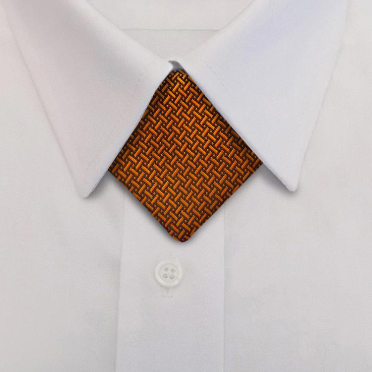 Gem Tones HA9 Orange Sunstone <br>Women&#8216;s Velcro Chevron-SB