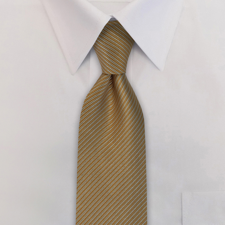 Russell EC5 Sand<br>Four-In-Hand Necktie-SB