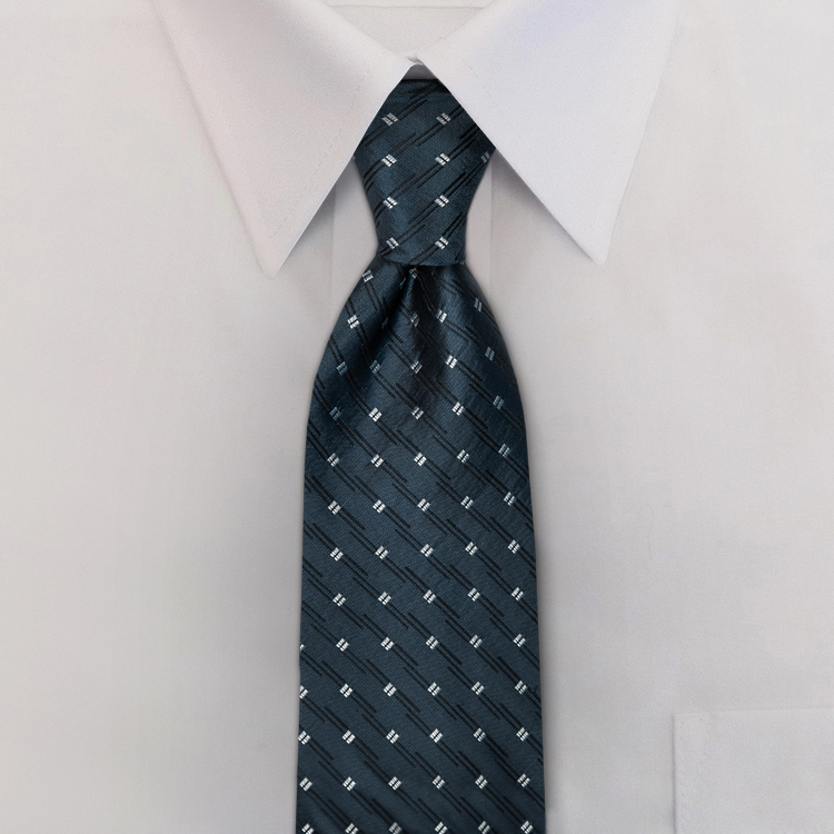 Daytona GC1 Sailor<br>Four-In-Hand Necktie-SB