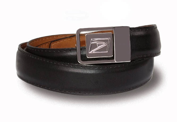 USPS Certified Retail Clerk&#8216;s <br>Adjustable Leather Belt <br>with Eagle Logo Buckle-SB