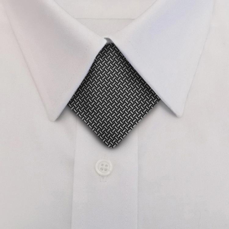 Gem Tones HA2 Silver <br>Women&#8216;s Velcro Chevron-Samuel Broome Uniform Accessories