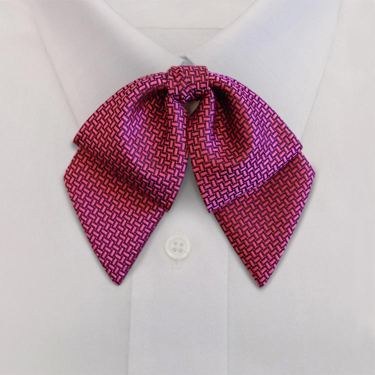 Gem Tones<br>HA10 Tourmaline Pink <br>Women&#8216;s Banded Showbow-SB