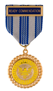 COMMENDATION -Somes