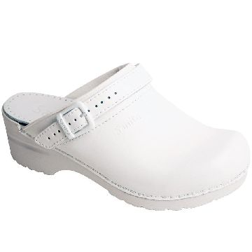Sanita Women's Ingrid PU Comfortable Leather