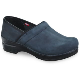 PRO. OILED LEATHER Men's Clogs