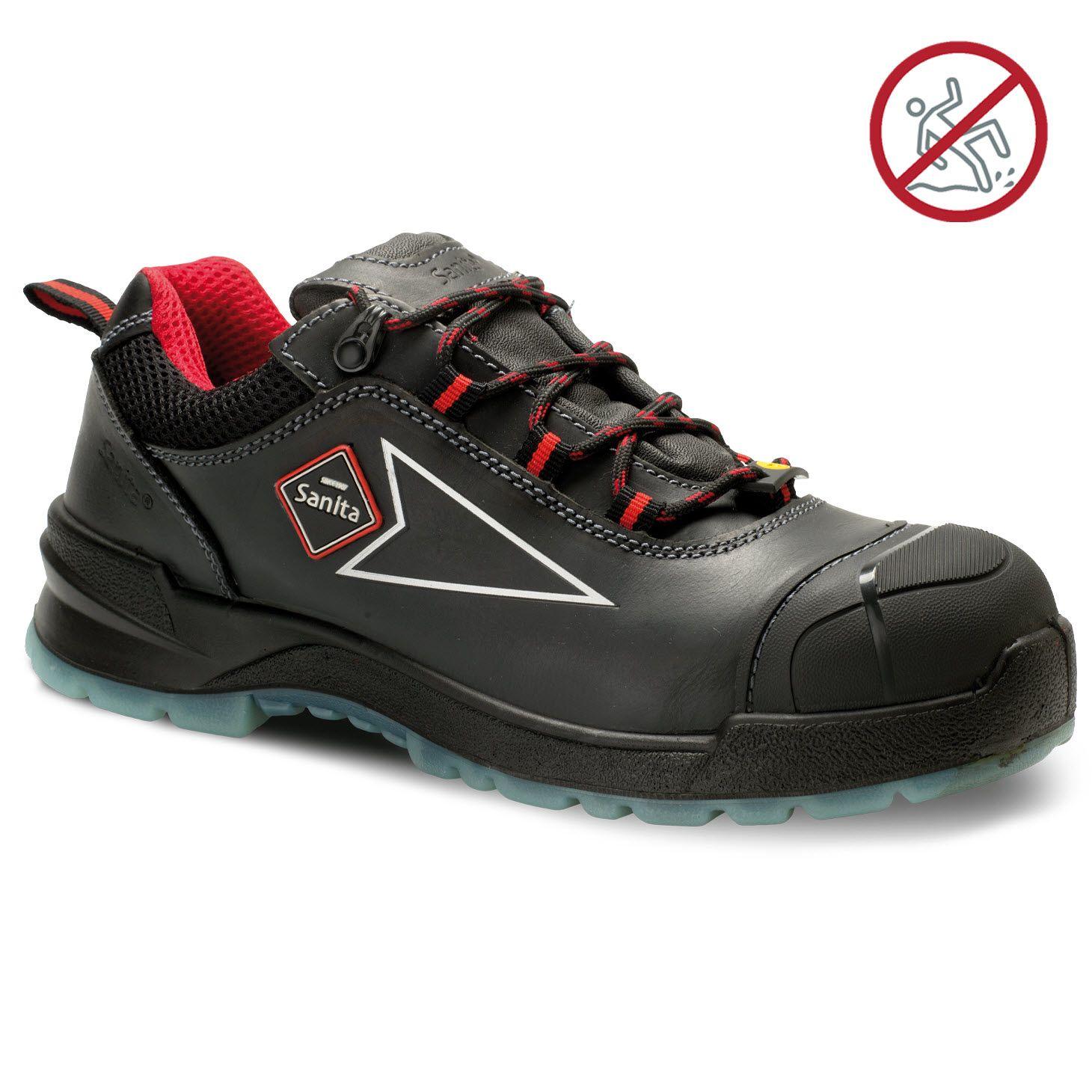 ANTRAZITE Unisex Safety Boot-Sanita