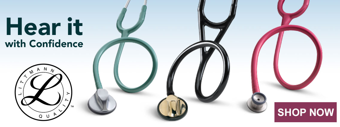 Shop 3M Littmann Products