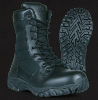 Puncture Resistant Zipper Tactical-Smith Wesson Footwear