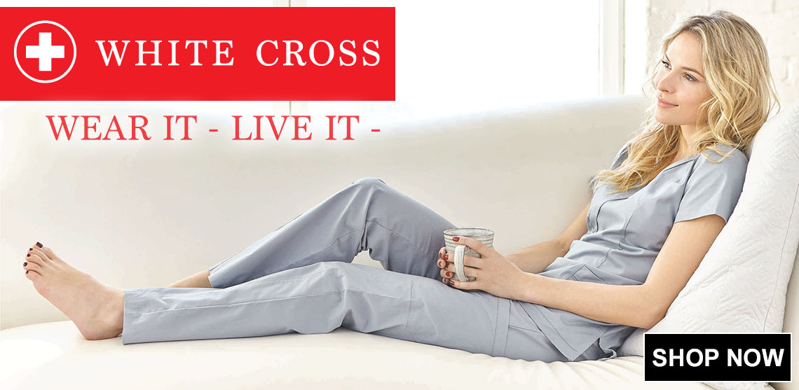 Click here for White Cross apparel