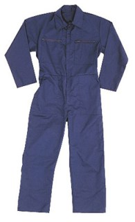 11000_Unlined Coverall - Domestic-Snap N Wear