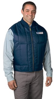 Postal Work Vest - Domestic-