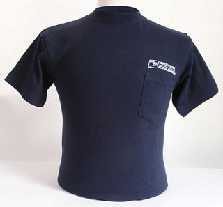Mail Handler's Tee Shirt - Imported