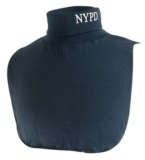 NYPD Cotton Dickey - Imported-Snap N Wear