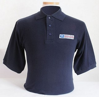 Mail Handler's Polo Shirt - Imported-Snap N Wear