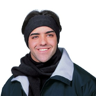 Fleece Headband - Domestic-Snap N Wear