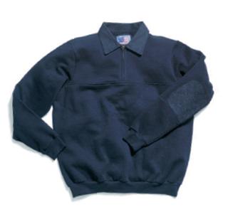 Fireman's Job Shirt with Denim - Imported-Snap N Wear