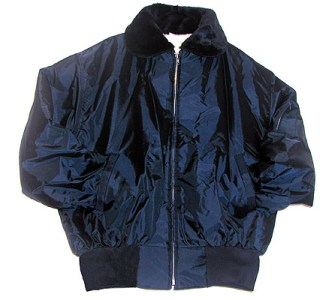 Sherpa Lined Bomber Jacket - Domestic-