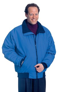 Fleece Lined Jacket with Tactel® Shell - Imported-