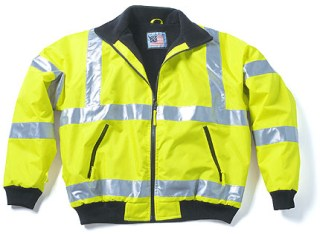 ANSI Class 3 Compliant Inner Jacket - Imported-Snap N Wear