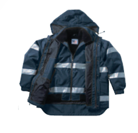Navy Safety Jacket System (Inner Jacket) - Imported-