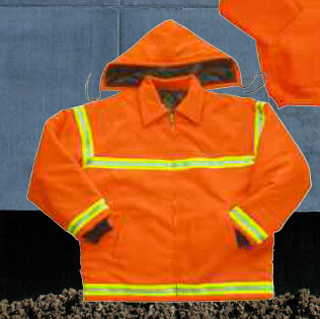 Zip-Off Hood for #8009 - Domestic-Snap N Wear