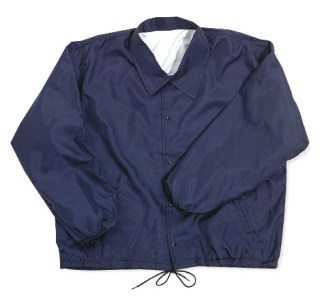 Flannel-Lined Coach's Jacket - Domestic-