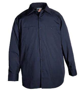 Long Sleeve Work Shirt - Imported-Snap N Wear