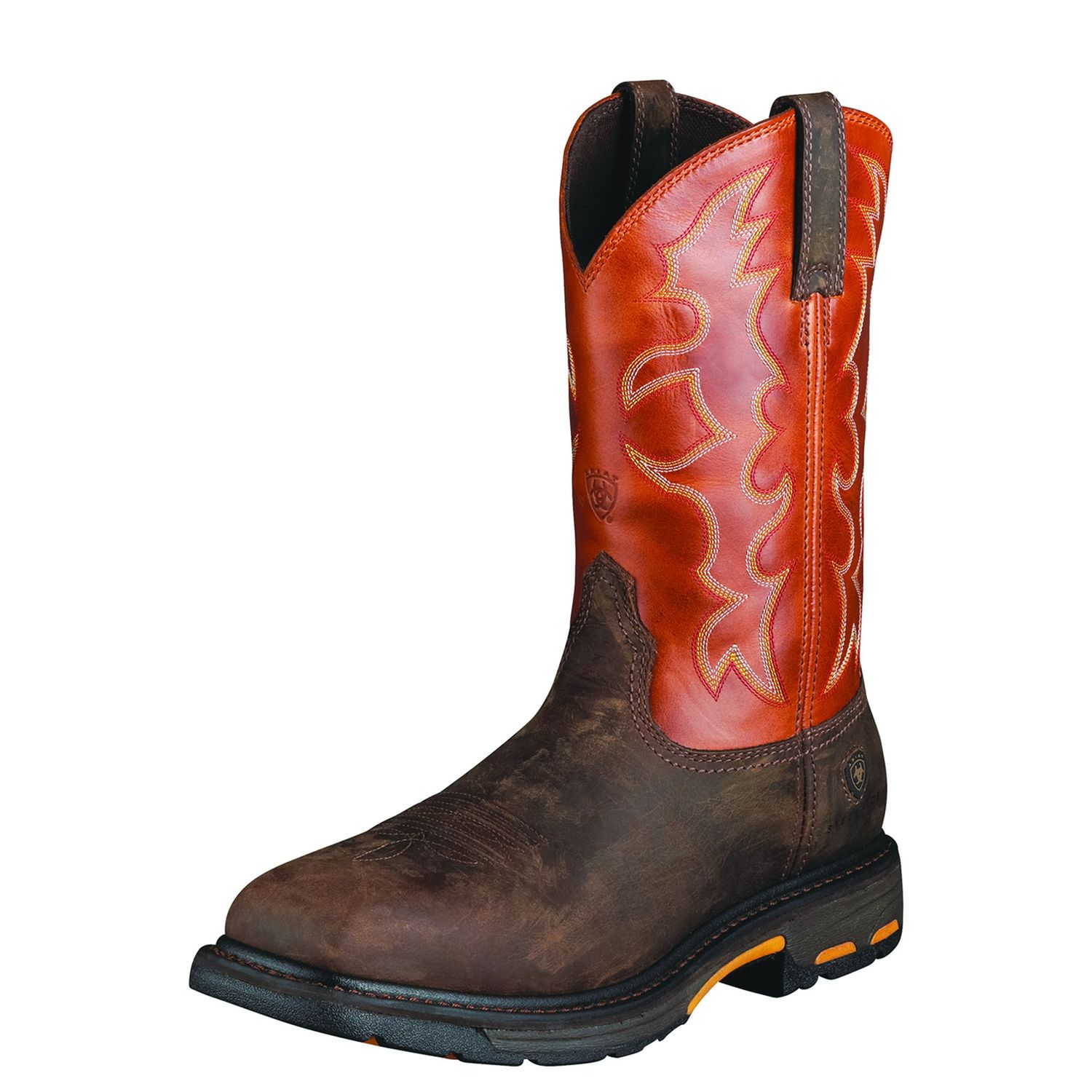 Workhog Steel Toe -Ariat