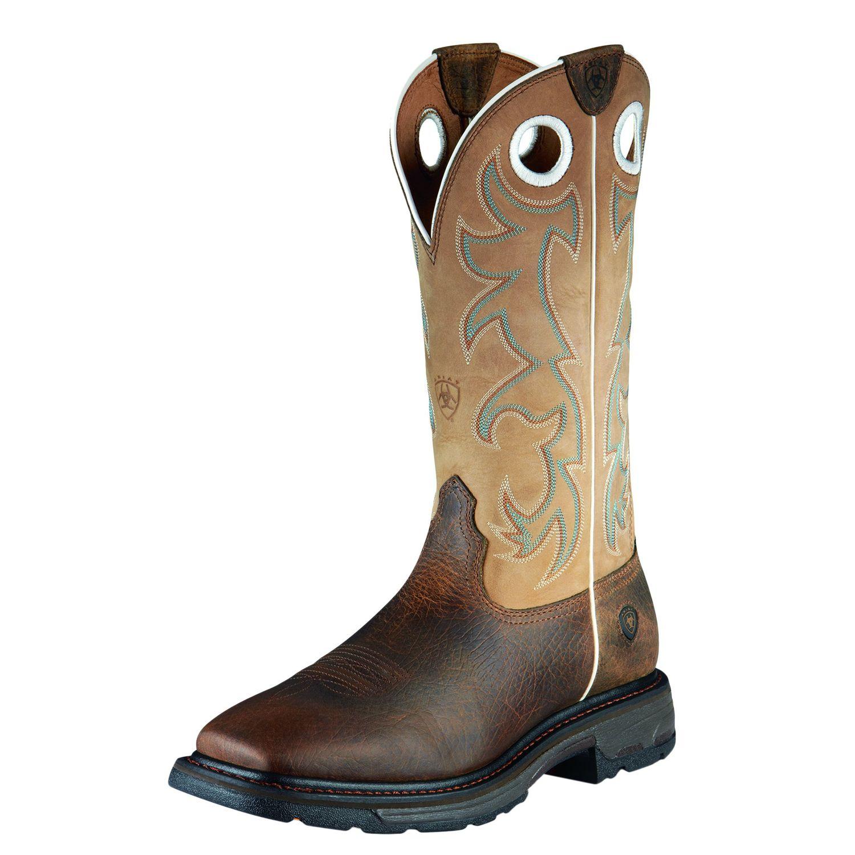 Workhog Tall Steel Toe-