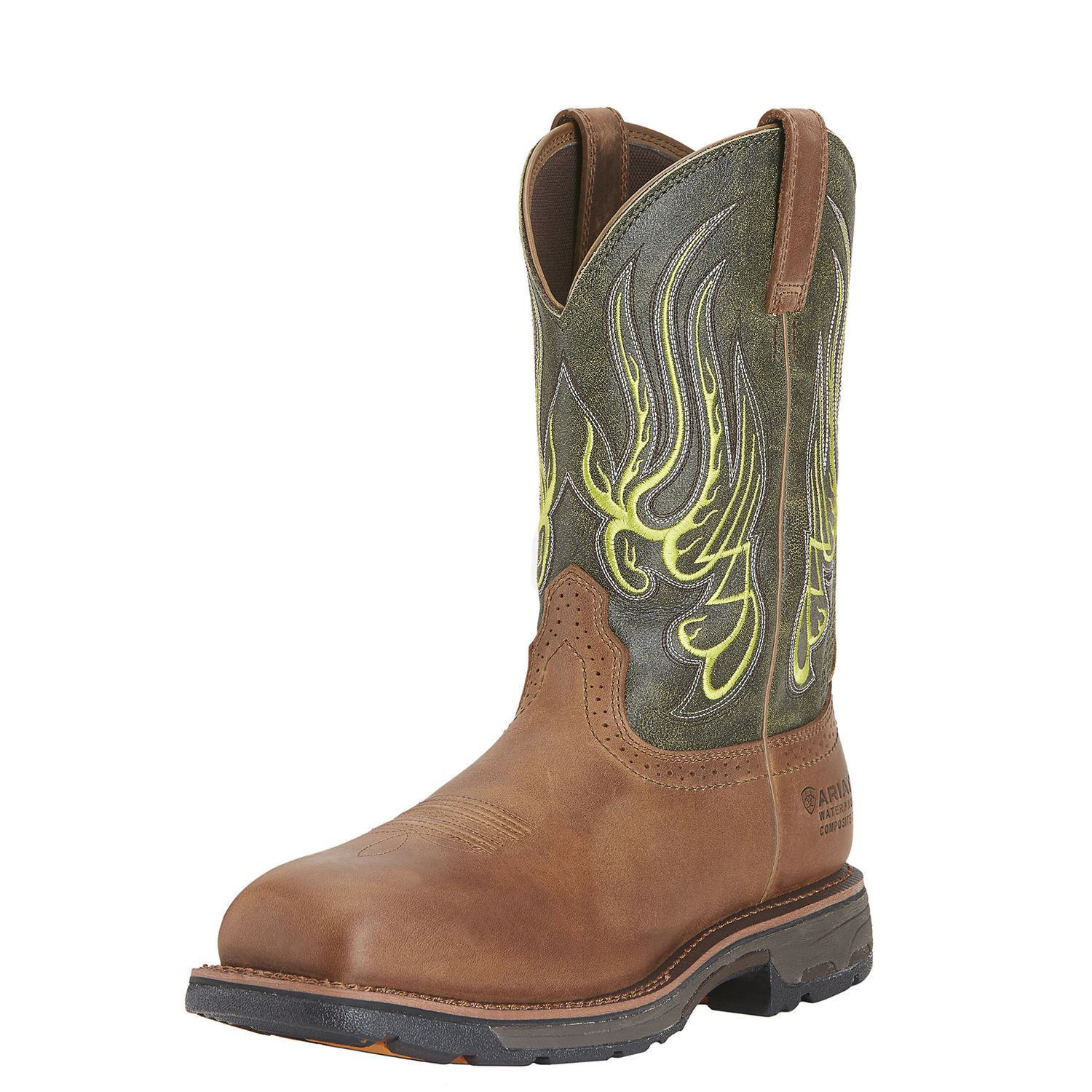 Workhog Mesteno H2O Comp Toe-Ariat