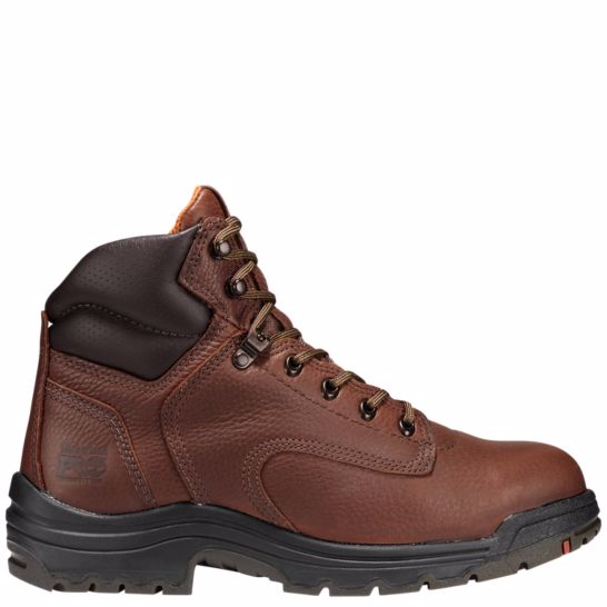 "Titan 6"" Alloy Toe Work Boot-Timberland"