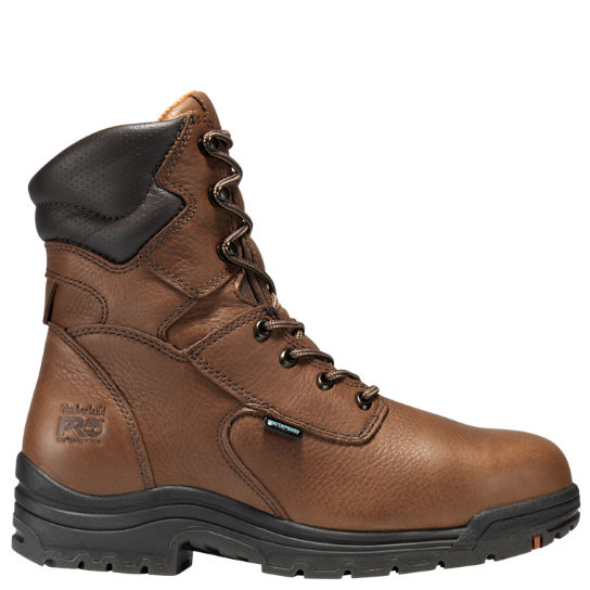 "Titan 8"" Alloy Toe Work Boot -Timberland"