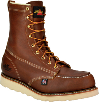 "8"" Steel Toe Wedge Sole Work Boot-Thorogood"