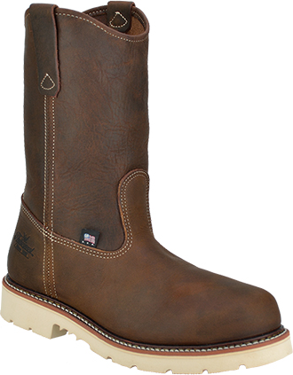 "11"" Steel Toe Wellington Work Boot -Thorogood"